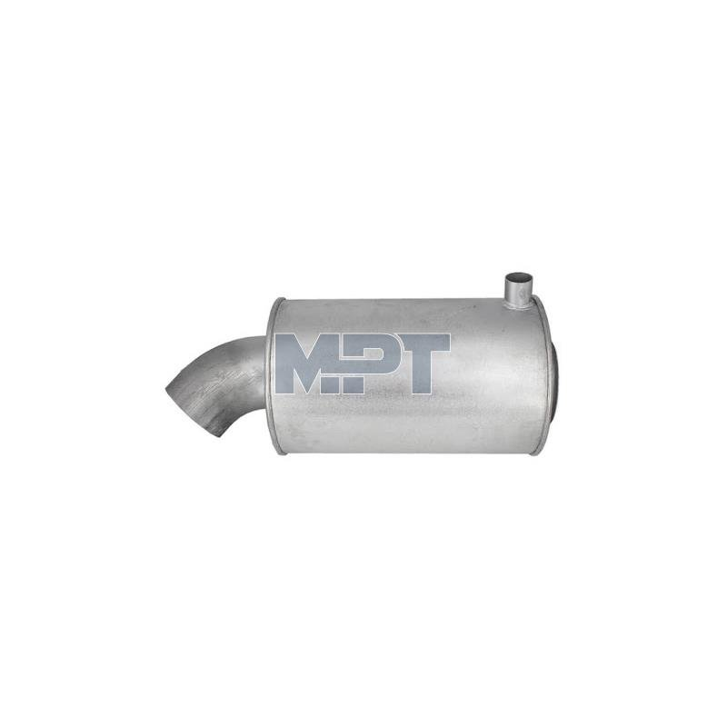 EXHAUST SILENCER RENAULT